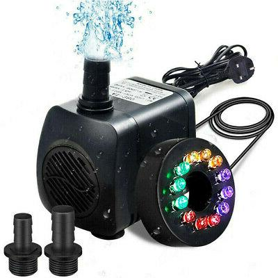 Fountains LED Fish Controller Water Outdoor