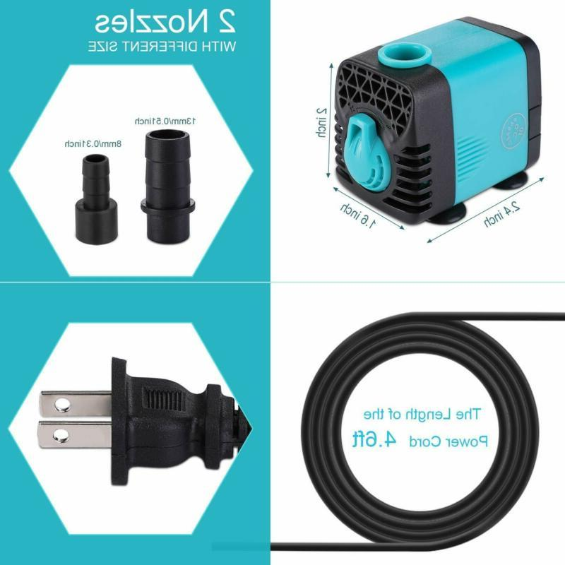 Submersible Pump-Ultra Pump with Colorful Pump